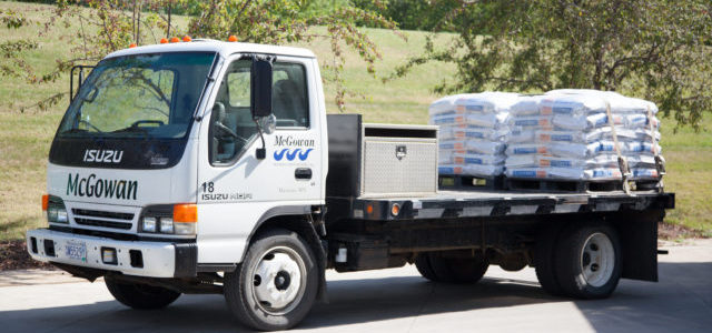 Softener Salt Delivery